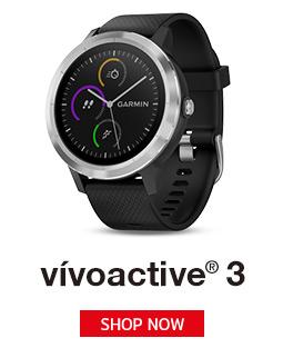 Garmin Vivoactive 3 Black & Stainless
